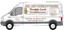 Bau- und Möbeltischlerei Leck
